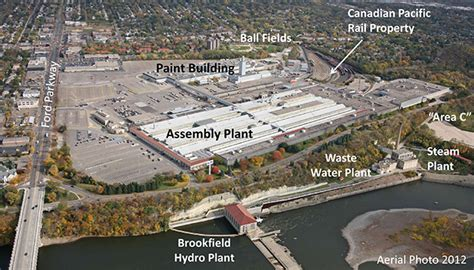 Ford Plant by What S Going On With Redevelopment Of St Paul S Ford
