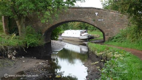 Stourbridge canal breach