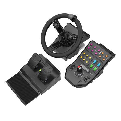volante pc logitech g saitek farming simulator controller volant pc