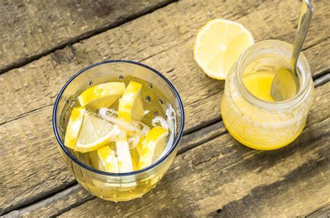 Honey For Thc Detox by Honey Lemon Detox Water Naturalpath