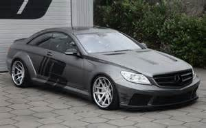 mercedes cl class coupe by prior designtuningcult