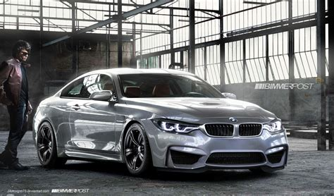 2014 bmw m4 coupe 2014 bmw m4 coupe rendered what do you think auto cars