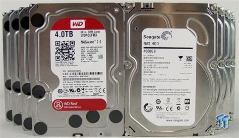 Hardisk Nas nas hdd showdown wd vs seagate nas