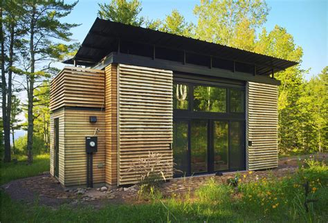 tiny houses wisconsin the e d g e revelations architects archdaily