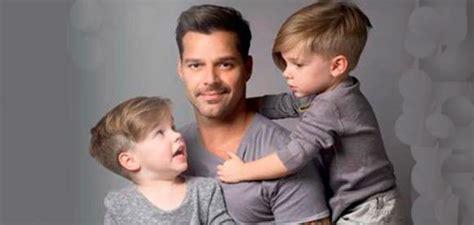 La tierna explicación de Ricky Martin a una difícil ... Mama De Los Hijos De Ricky Martin