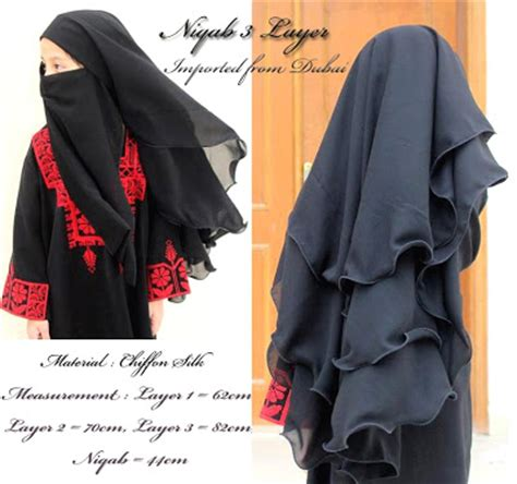 Niqab Saudi Belakang 2 Layer welcome to ayu sweet shop niqab 3 layer dubai