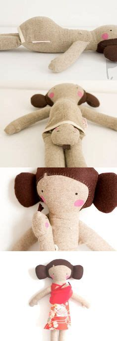 rag doll experiment eco toys rag doll fabric doll cloth by