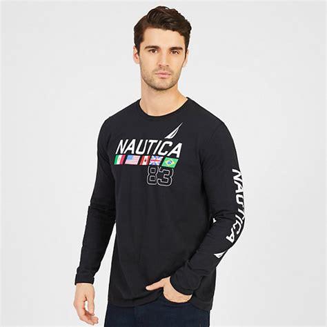 Tshirt Nau Tica Limited by Mens Shirts Graphic Tees