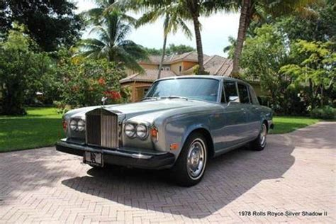 used rolls royce for sale in carsforsale