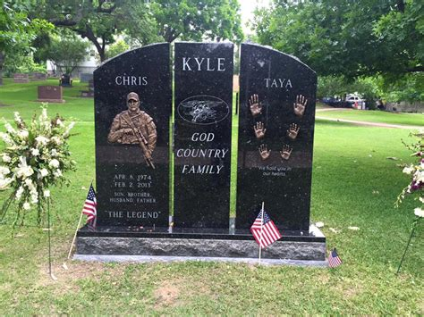 Find Where Are Buried Chris Kyle 1974 2013 Find A Grave Memorial