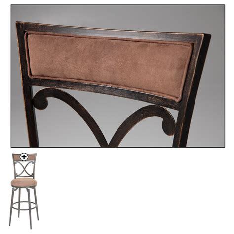 Fashion Bed Bar Stools by Fashion Bed Metal Barstools C1m050 Transitional