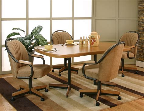 kitchen table chairs with wheels kitchen table and chairs with wheels gallery of