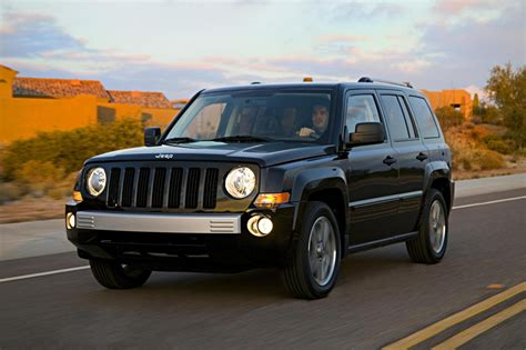 jeep patriot top speed 2007 jeep patriot production starts picture 146651 car