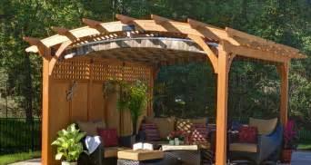 Hardwood Pergola by Wood Pergolas
