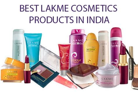 top 10 best lakme products in india lakme cosmetics