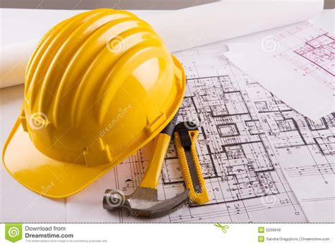 Floor Plan Builder Free by Construction Blueprint Royalty Free Stock Images Image
