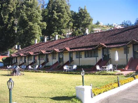 side view picture of taj savoy hotel ooty ooty