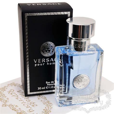 versace pour homme edt mens perfume fragrance cologne oils 1oz mini parfum set ebay
