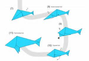 How To Make A Paper Shark Step By Step - crafts actvities and worksheets for preschool toddler and