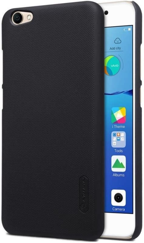 Nillkin Frosted Shield Matte Cover For Vivo V5 Y67 nillkin back cover for vivo v5 v5s nillkin flipkart