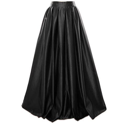 Black Floor Length Skirt by High Quality Black Skirt Vintage Floor Length Maxi