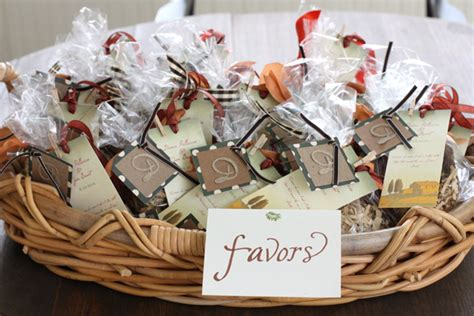 ideas of diy bridal shower favors weddingelation - Wedding Shower Favor Ideas