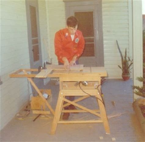 convert portable circular saw to table saw home made table saws