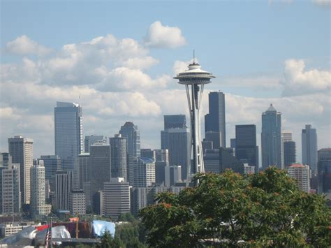 Mba City Seattle by City Seattle 28 Images Skyline Competition San