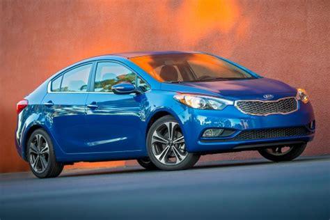 Edmunds Kia Forte 2015 Kia Forte Sedan Review Ratings Edmunds