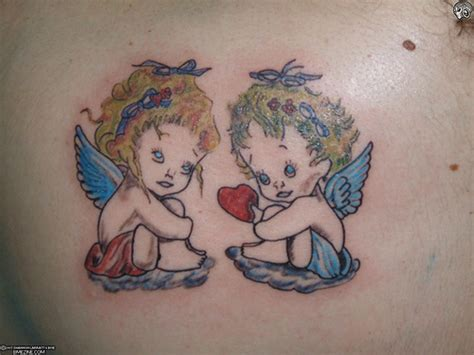 baby fairy tattoo designs and designs
