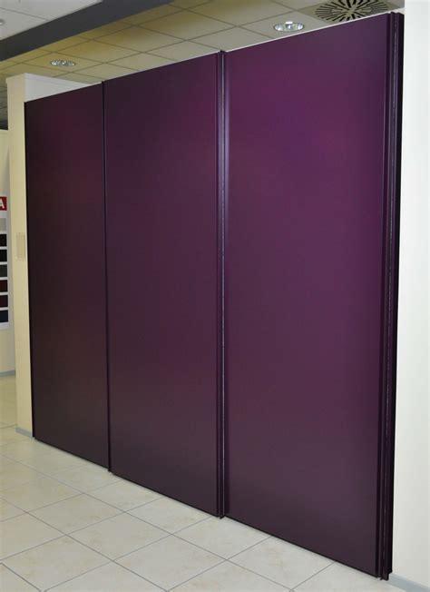 morassutti armadi morassutti armadio viola moderno laccato opaco ante