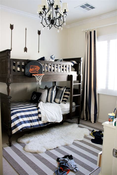 simply stunning little boy s room from brittanymakes 5 tips on how to have a beautiful home with children