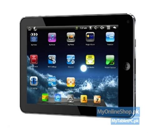 android tablet computer buy android tablet pc with 8 inch lcd in pakistan rs 10249 others android tablets android