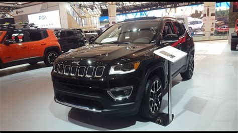 jeep compass 2018 reviews 2018 jeep compass review walkaround features