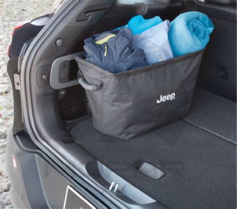 Jeep Cargo Management System Storage Tote Cargo Management System Mopar 82213732
