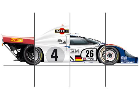 Porsche Sweepstakes - test your porsche race car knowledge for chance to win trip to rennsport reunion v