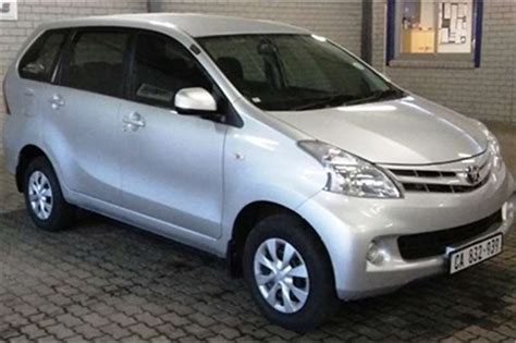 Alarm Avanza Auto 2014 toyota avanza avanza 1 5 sx auto cars for sale in
