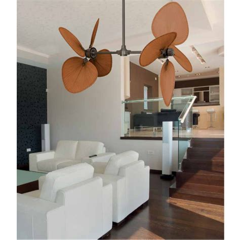 vertical ceiling fans fan fanimation in brown with vertical rotation of the