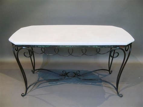 outdoor wrought iron console table iron console table furniture console table great ideas