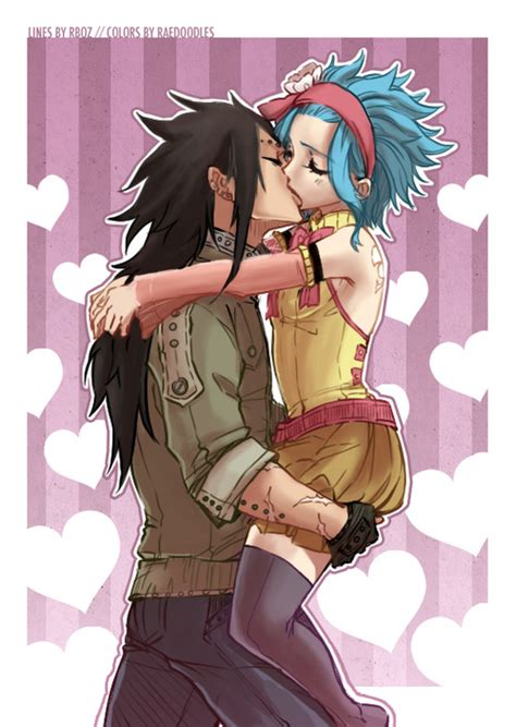 gajeel and levy gajeel x levy images ch u wallpaper and background