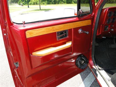 gmcchevy high performance custom stepside pickup classic gmc sierra    sale