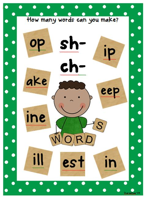 wh pattern words peterson s pad freebie making words with digraphs