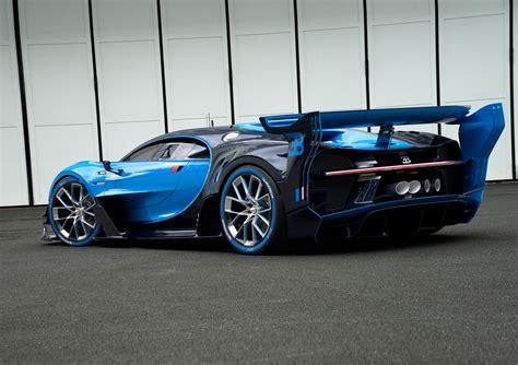 bugatti concept 2015 bugatti vision gran turismo concept is here to