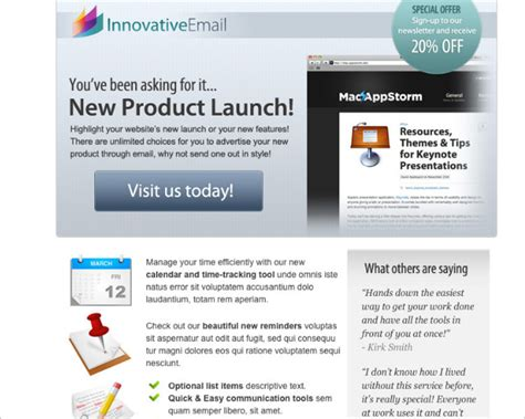 html for email template 36 awesome html email website template themes free