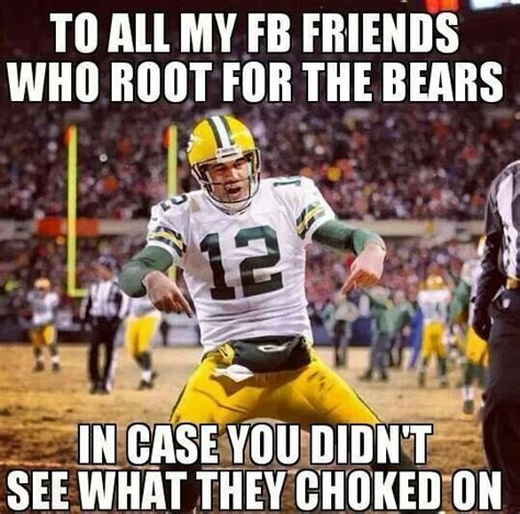 Bears Packers Meme - 91 best images about my packers on pinterest football