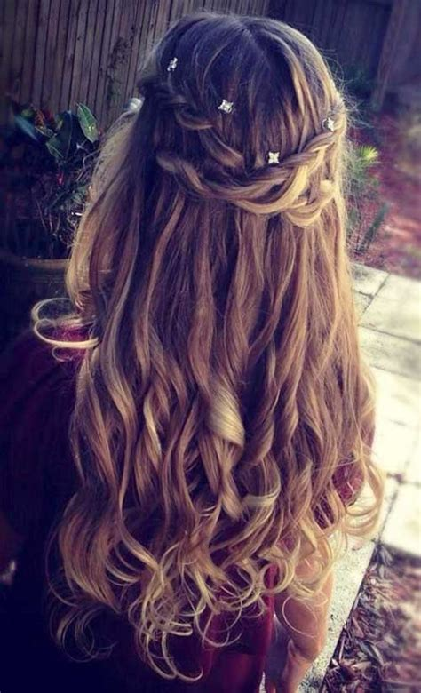 pageant style curling long hair 25 long hair with curls long hairstyles 2016 2017