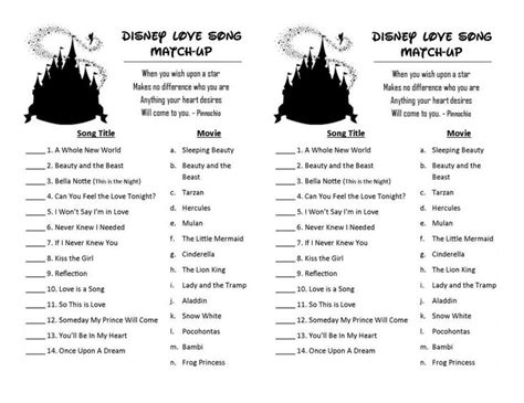 film themed quiz team names the 25 best ideas about disney princess games on