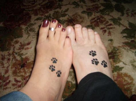 mother daughter foot tattoos flickr photo