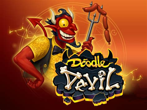 doodle evil doodle available now for iphone and mac osx