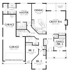 house plans 2000 square one story 301 moved permanently
